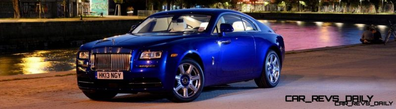 Rolls-Royce Wraith - Color Showcase - Salamanca Blue10