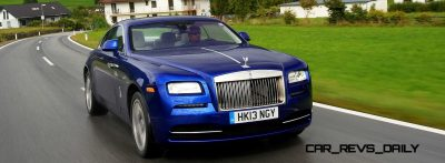 Rolls-Royce Wraith - Color Showcase - Salamanca Blue12