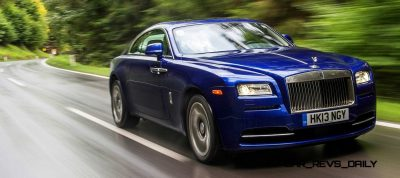 Rolls-Royce Wraith - Color Showcase - Salamanca Blue15