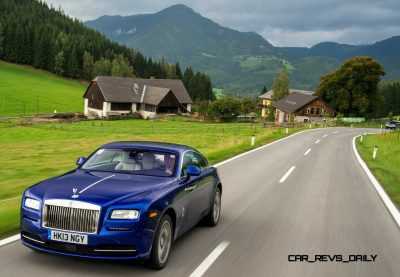 Rolls-Royce Wraith - Color Showcase - Salamanca Blue16
