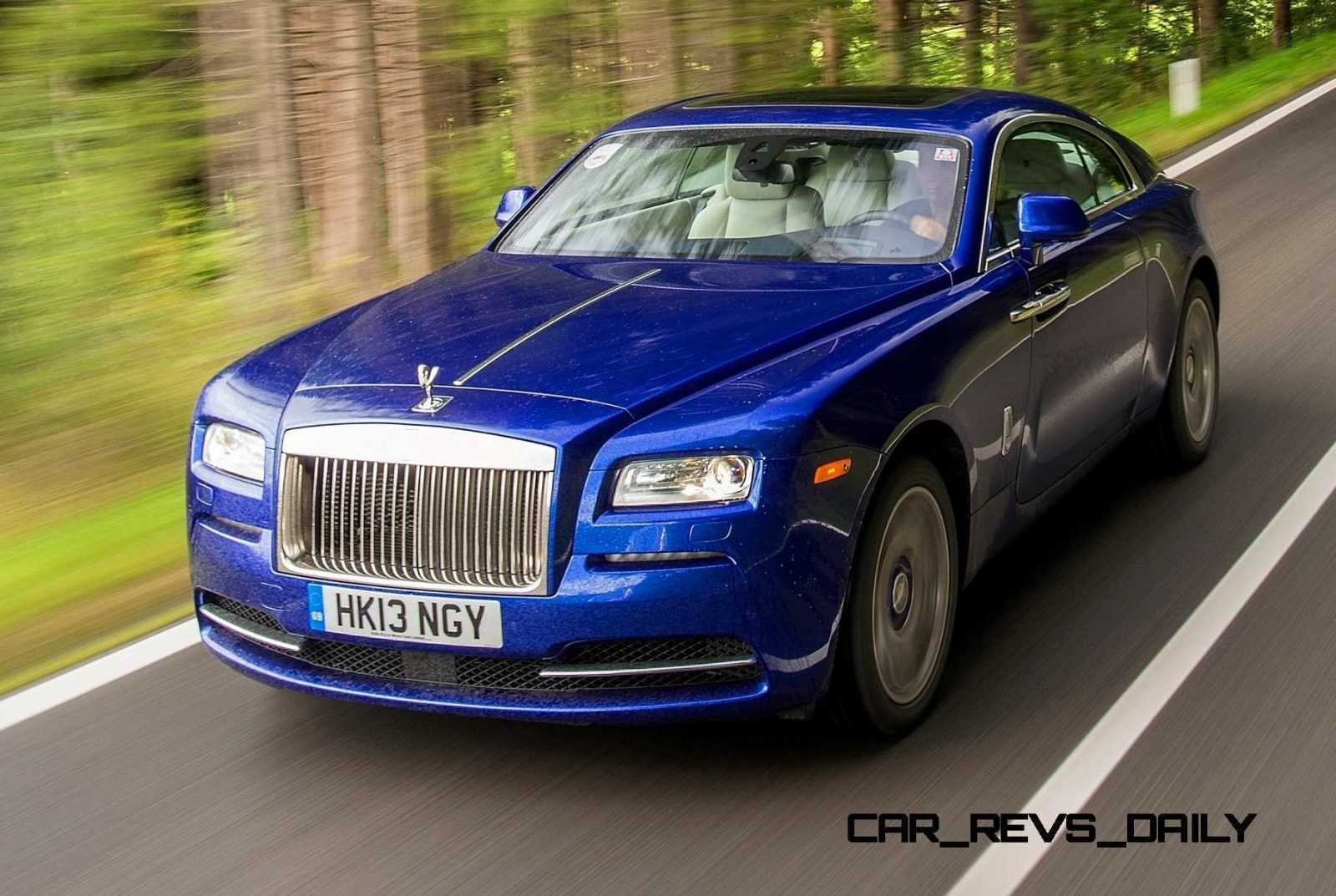 Rolls-Royce Wraith - Color Showcase - Salamanca Blue18