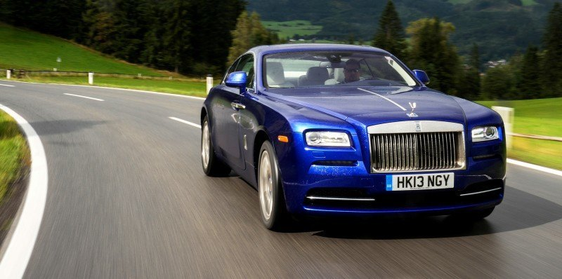 Rolls-Royce Wraith - Color Showcase - Salamanca Blue2