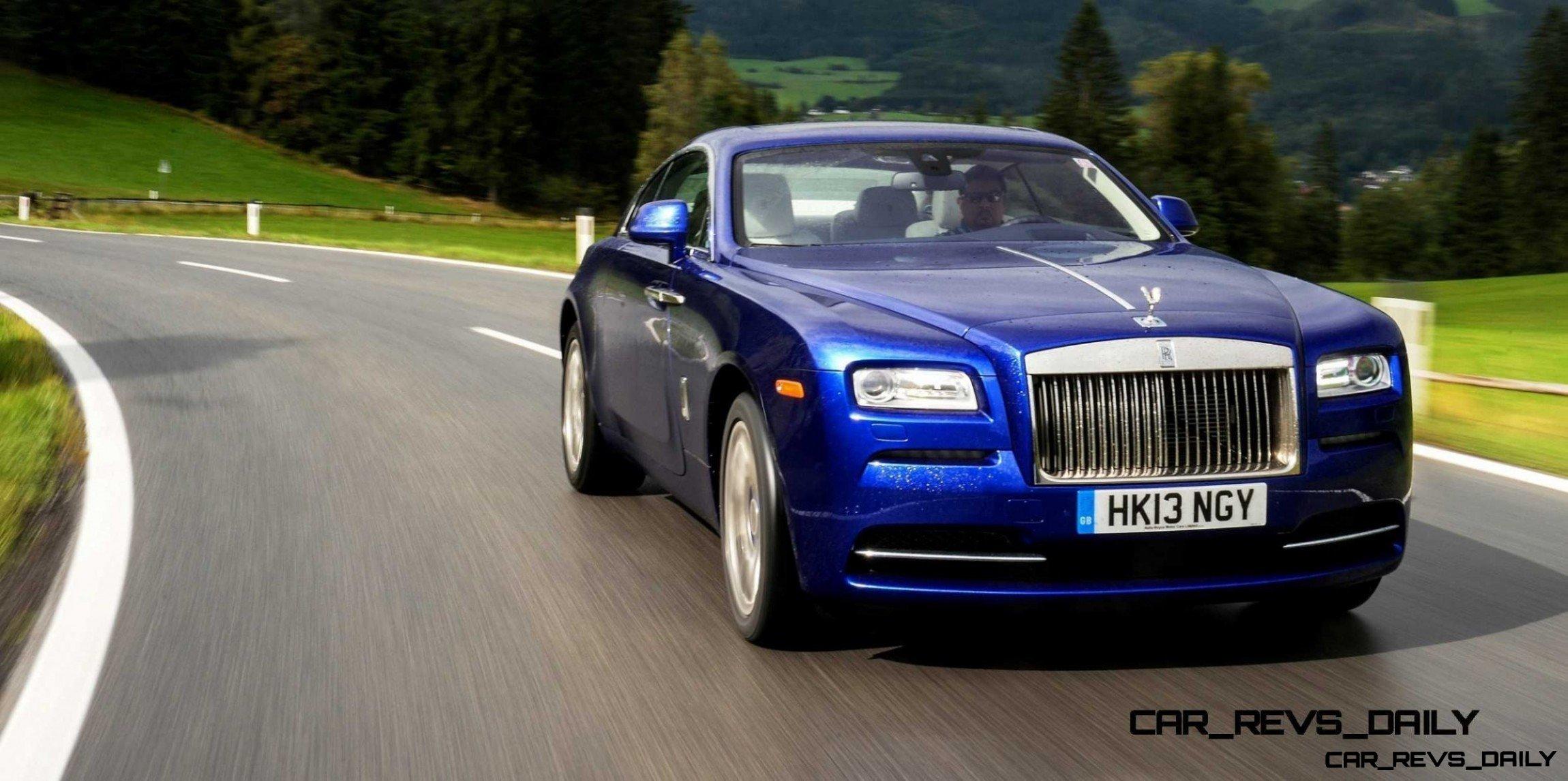 Rolls-Royce Wraith - Color Showcase - Salamanca Blue2
