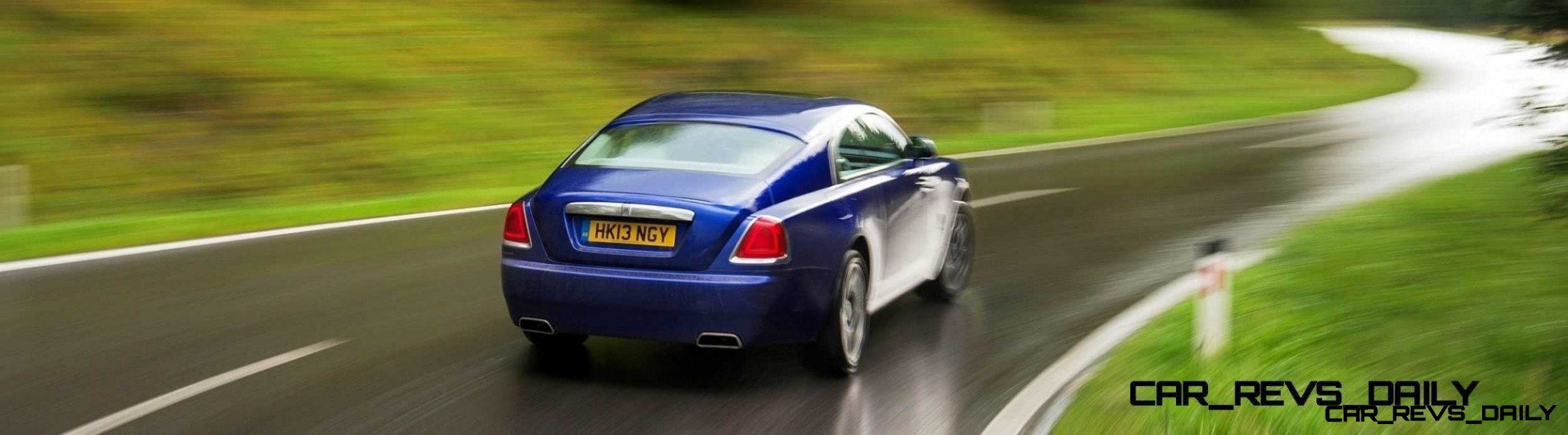 Rolls-Royce Wraith - Color Showcase - Salamanca Blue26