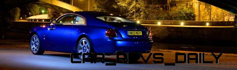 Rolls-Royce Wraith - Color Showcase - Salamanca Blue28