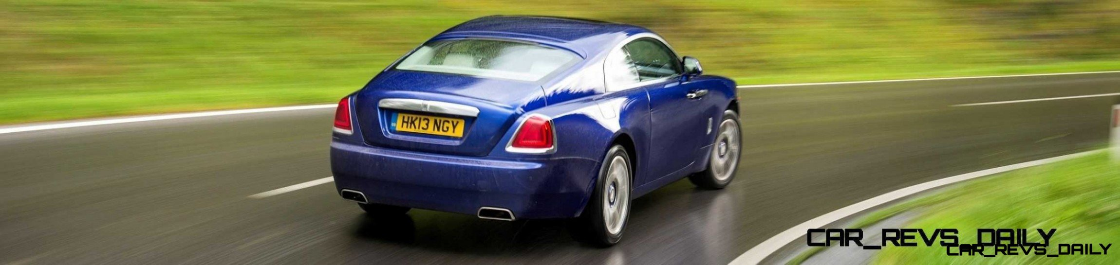 Rolls-Royce Wraith - Color Showcase - Salamanca Blue32