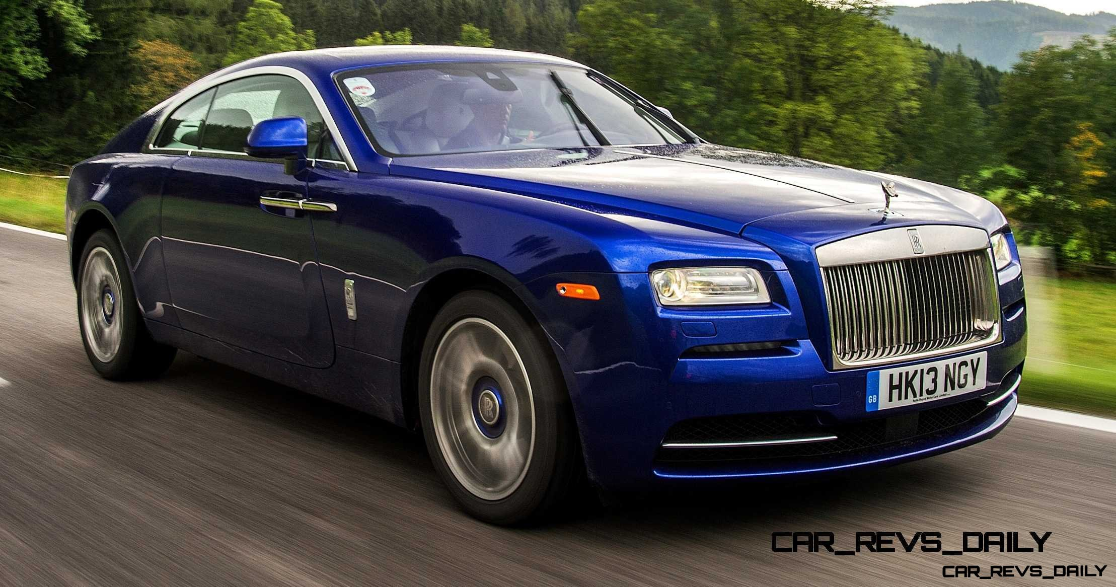 Rolls-Royce Wraith - Color Showcase - Salamanca Blue4