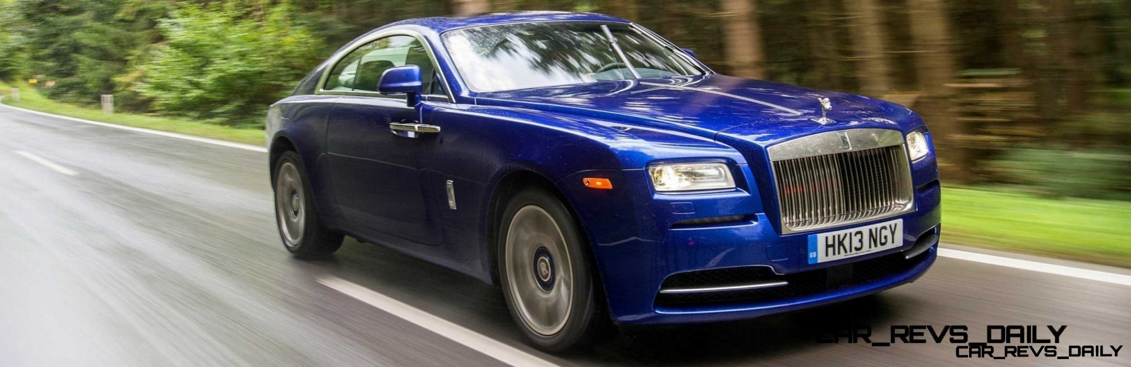 Rolls-Royce Wraith - Color Showcase - Salamanca Blue7