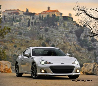 Subaru BRZ Colors Showdown - Light Silver1