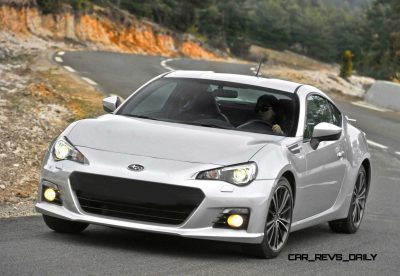 Subaru BRZ Colors Showdown - Light Silver12