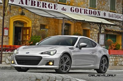 Subaru BRZ Colors Showdown - Light Silver14