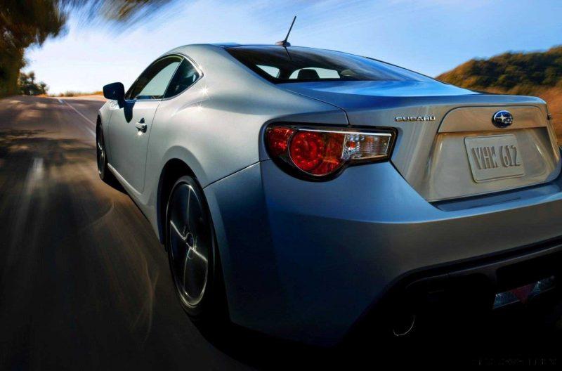 Subaru BRZ Colors Showdown - Light Silver15