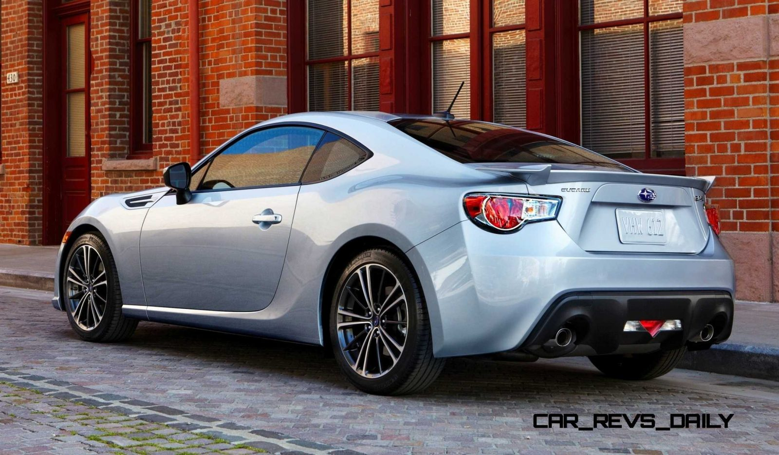 Subaru Brz Color Fight World Rally Blue Or Light Silver