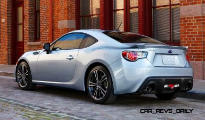 Subaru BRZ Colors Showdown - Light Silver17