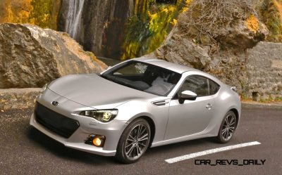 Subaru BRZ Colors Showdown - Light Silver3