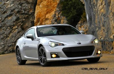 Subaru BRZ Colors Showdown - Light Silver6