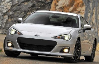 Subaru BRZ Colors Showdown - Light Silver7