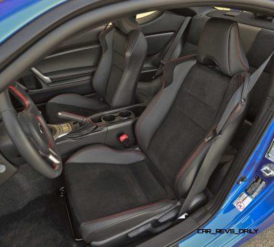 Subaru BRZ Colors Showdown - World Rally Blue13