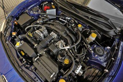 Subaru BRZ Colors Showdown - World Rally Blue14