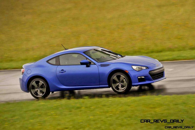Subaru BRZ Colors Showdown - World Rally Blue27