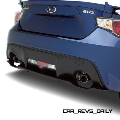 Subaru BRZ Colors Showdown - World Rally Blue3
