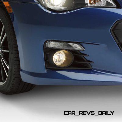 Subaru BRZ Colors Showdown - World Rally Blue5