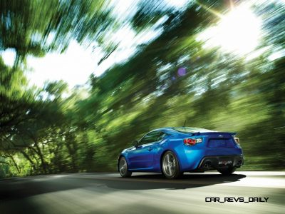Subaru BRZ Colors Showdown - World Rally Blue6