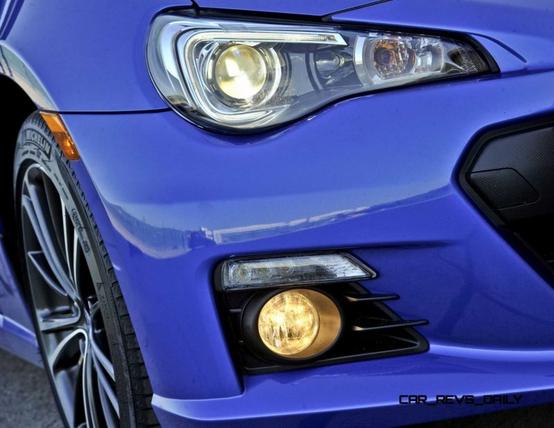 Subaru BRZ Colors Showdown - World Rally Blue8