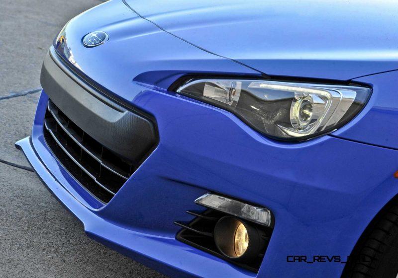 Subaru BRZ Colors Showdown - World Rally Blue9