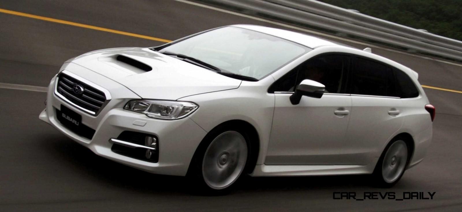 Levorg Says Wrx Wagon Inside Scoop On Subaru S Success C