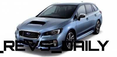 Subaru LEVORG Concept -0 CarRevsDaily.com