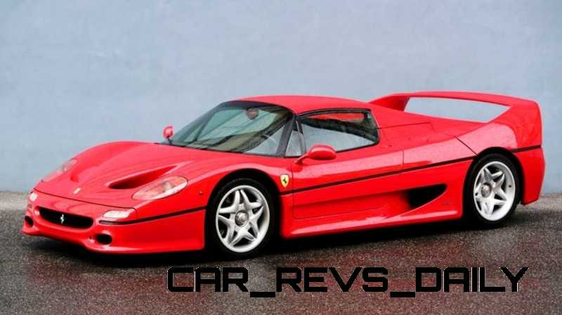 Supercar Showcase - Ferrari F50 from RM Auctions2