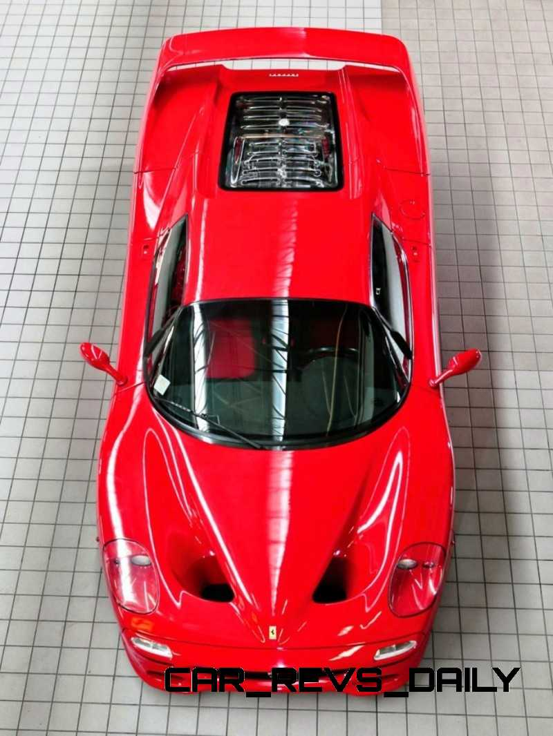 Supercar Showcase - Ferrari F50 from RM Auctions21