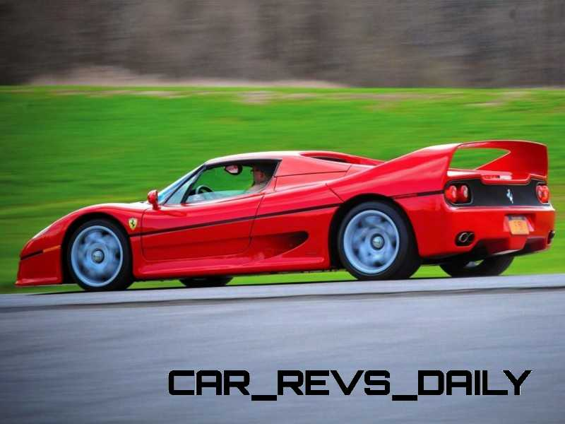 Supercar Showcase - Ferrari F50 from RM Auctions25