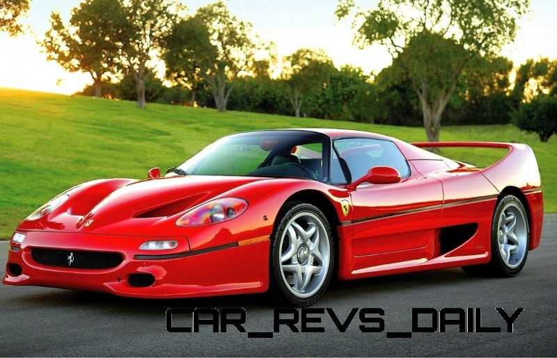 Supercar Showcase - Ferrari F50 from RM Auctions31