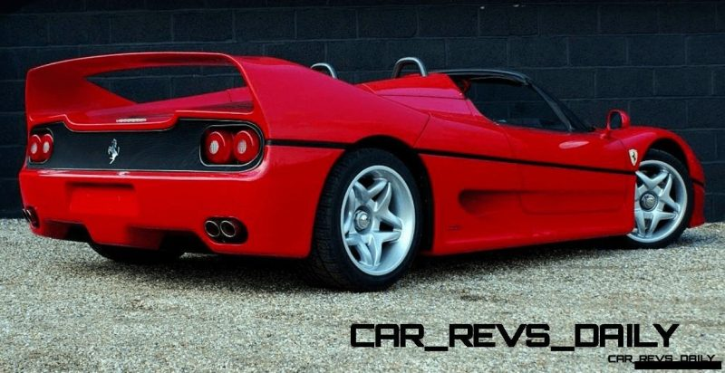 Supercar Showcase - Ferrari F50 from RM Auctions32