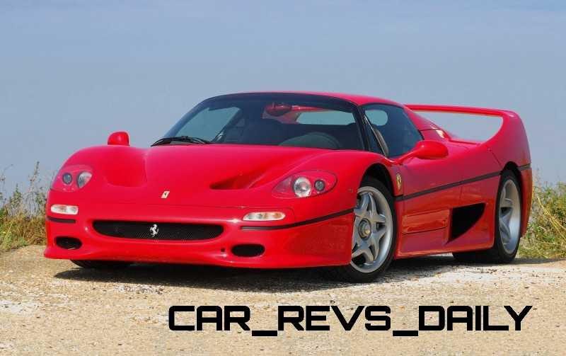 Supercar Showcase - Ferrari F50 from RM Auctions34