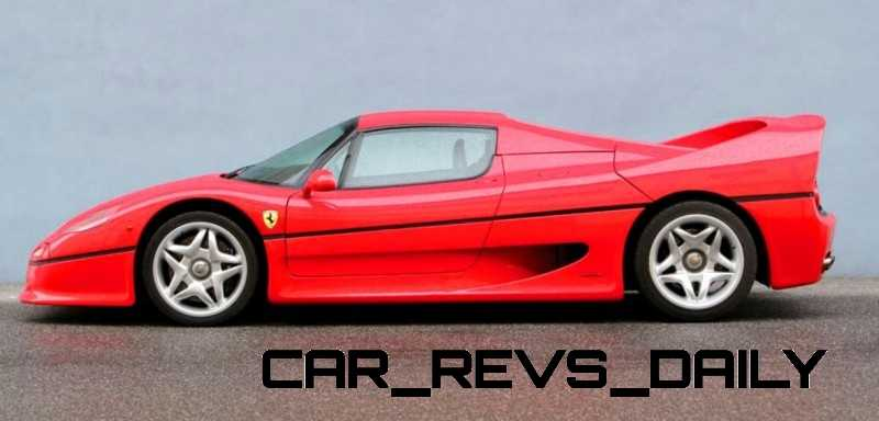 Supercar Showcase - Ferrari F50 from RM Auctions9