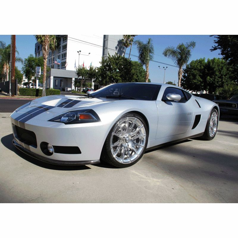 Supercar Showcase Ford Shelby GTR1 GIF