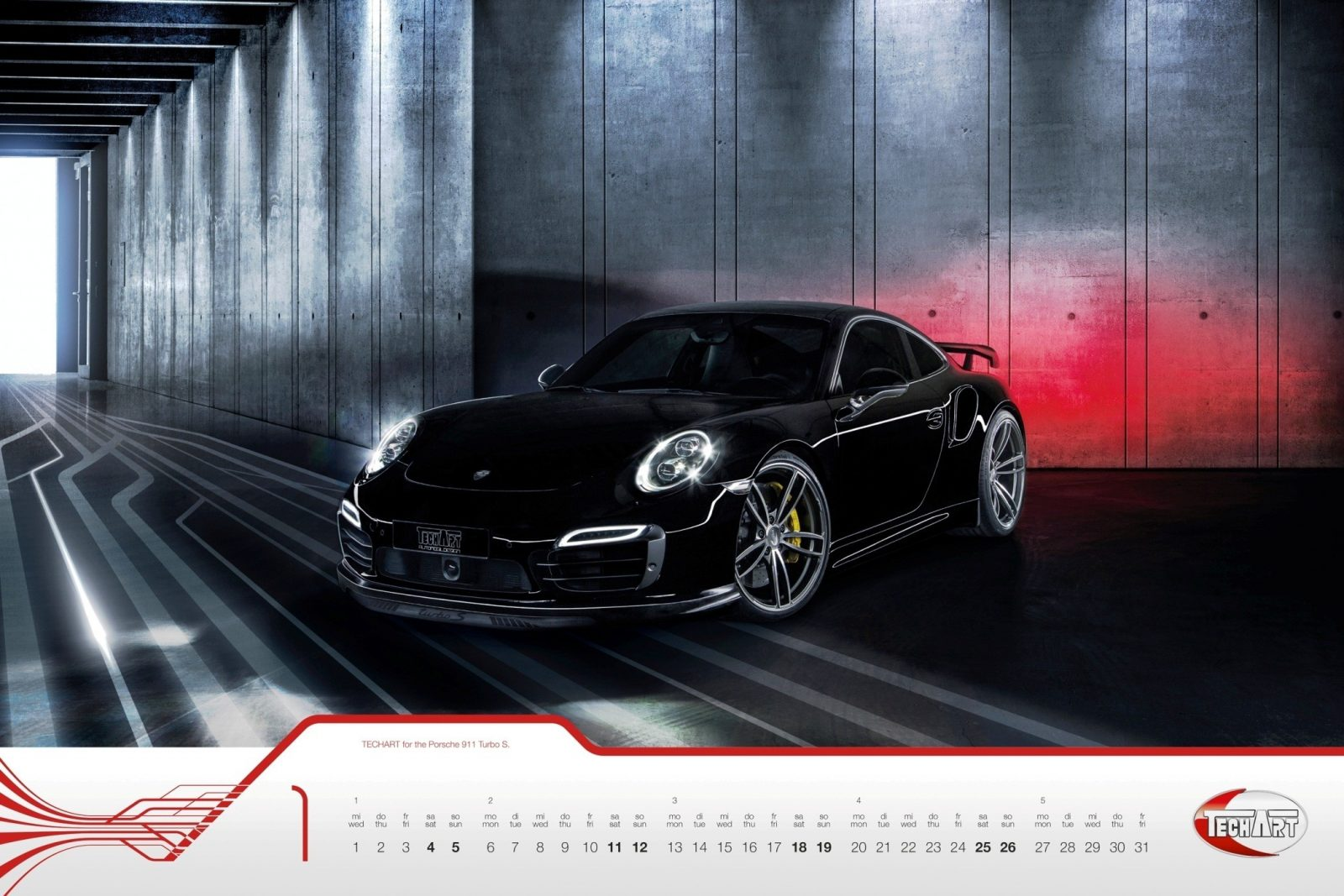 TECHART_Calendar_2014_Januarya