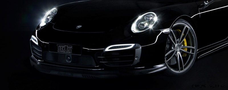 TECHART_for_Porsche_911_Turbo_models_front