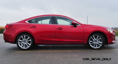 2014 Mazda6 i Touring - Video Summary + 40 High-Res Images20