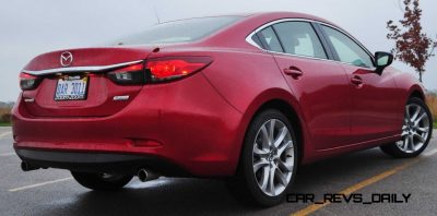 2014 Mazda6 i Touring - Video Summary + 40 High-Res Images16
