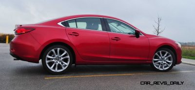 2014 Mazda6 i Touring - Video Summary + 40 High-Res Images19