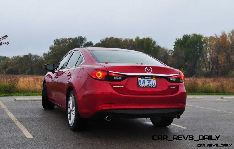 2014 Mazda6 i Touring - Video Summary + 40 High-Res Images11