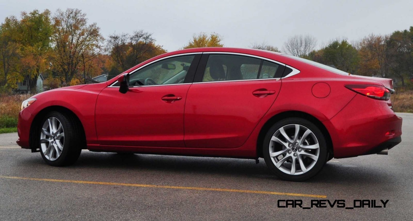 2014 Mazda6 i Touring - Video Summary + 40 High-Res Images8