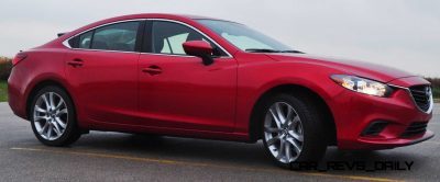 2014 Mazda6 i Touring - Video Summary + 40 High-Res Images22