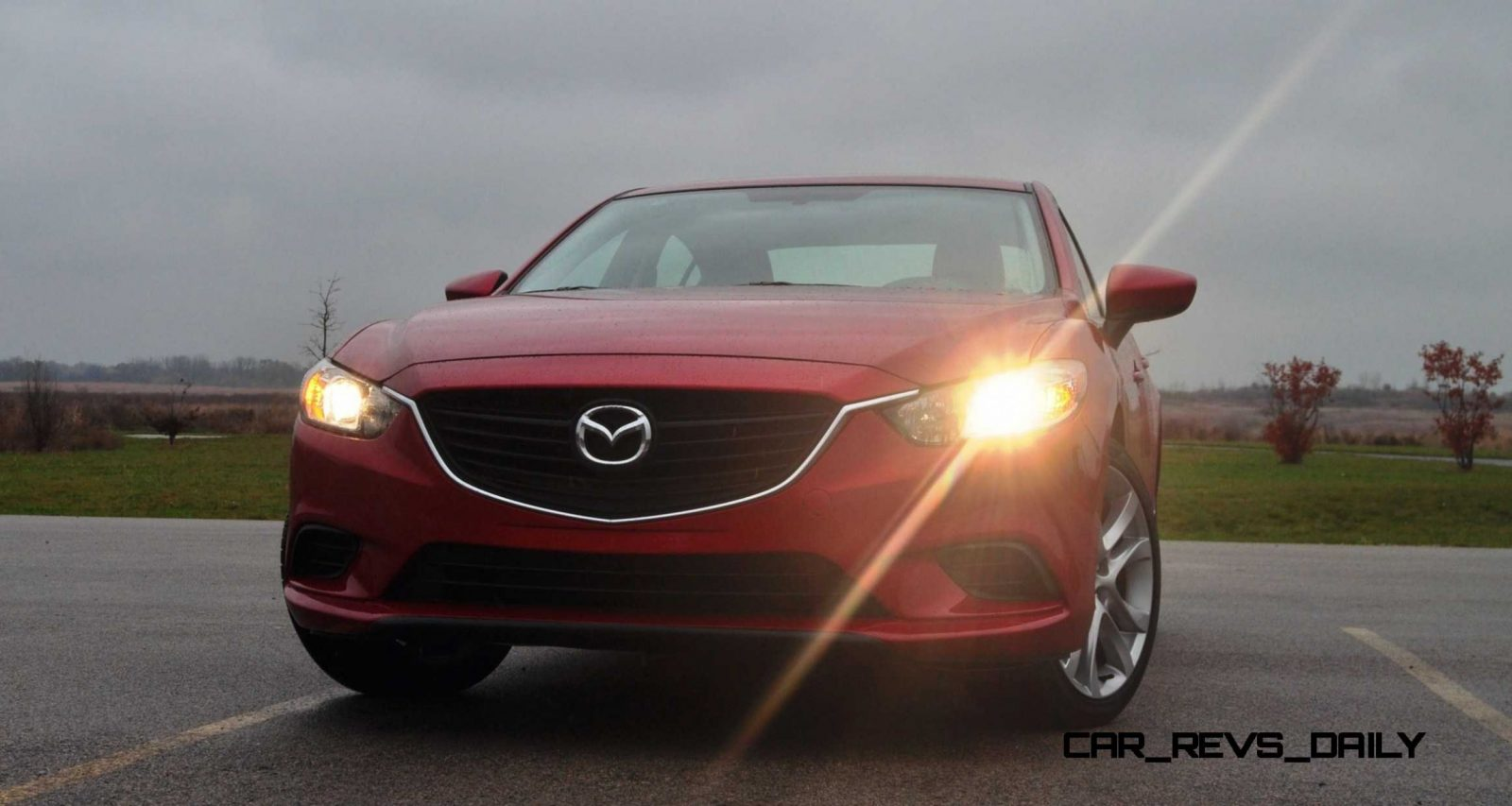 2014 Mazda6 i Touring - Video Summary + 40 High-Res Images3