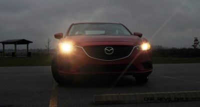 2014 Mazda6 i Touring - Video Summary + 40 High-Res Images2