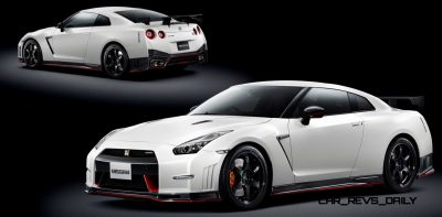 2014 Nissan GT-R NISMO Brings FutureTech and 600 Horsepower